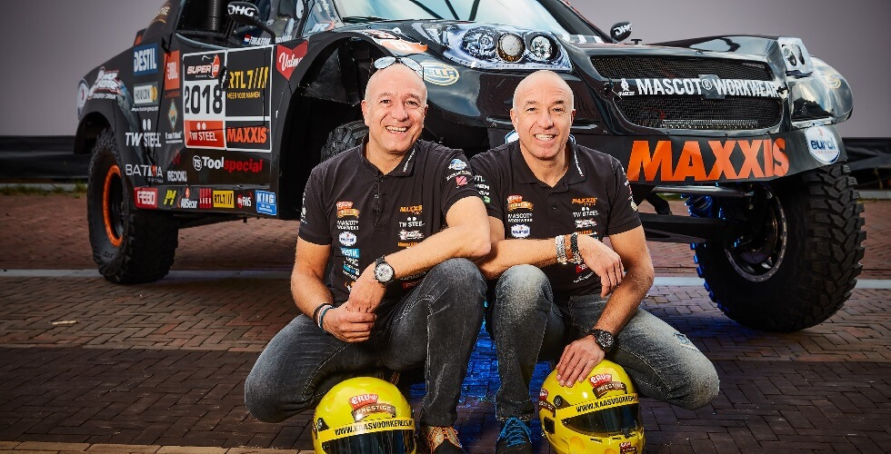 Dakar Rally - Coronel - 2017 Press