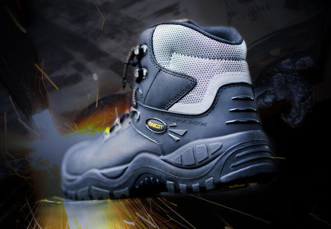 Safety Boot - SRC - 2010
