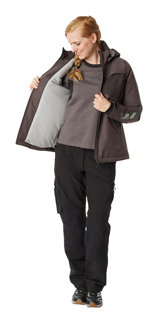 MASCOT® ACCELERATE - Woman - Winter Jacket, T-shirt & Trousers
