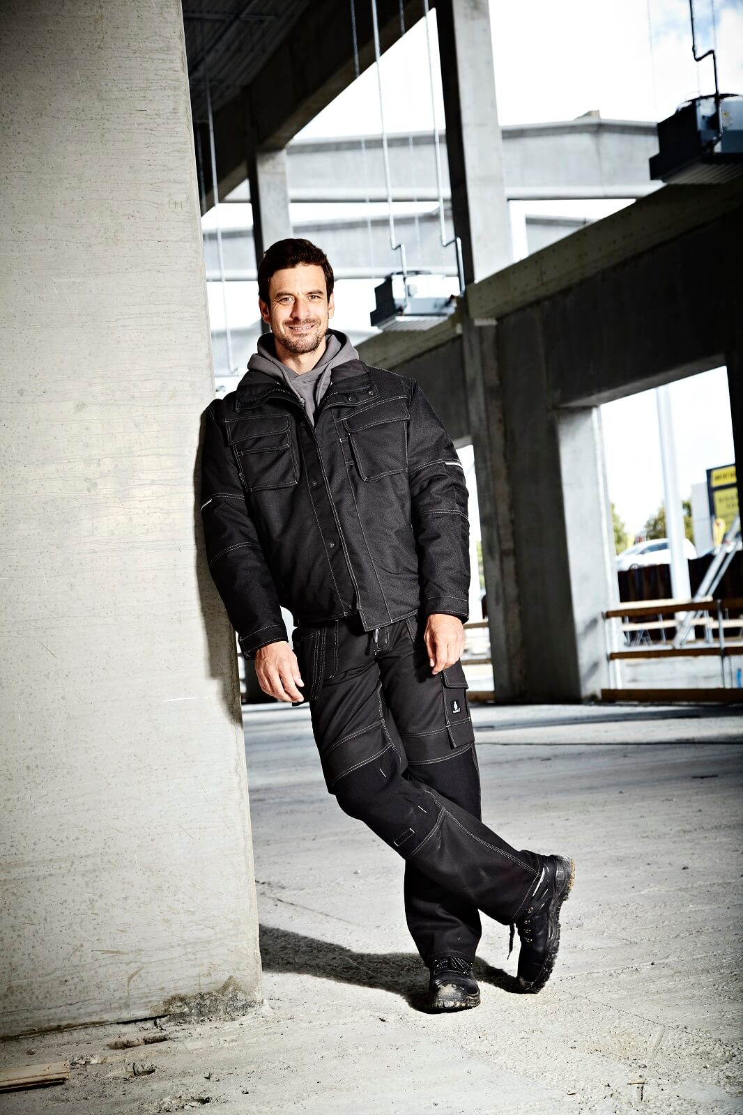 Winter Jacket, Hoodie & Trousers - Environment - MASCOT® HARDWEAR