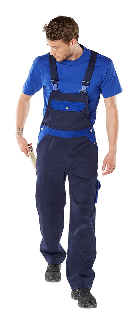 Model - Navy & Royal blue - Workwear - MASCOT® IMAGE