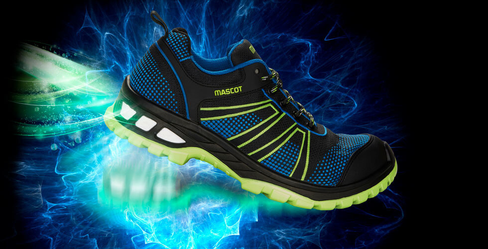Safety Shoe - MASCOT® FOOTWEAR ENERGY - 2018