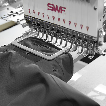 Embroidery - MASCOT® WORKWEAR