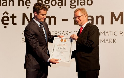 Award for production in Vietnam 2011