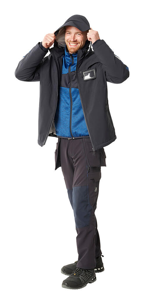 MASCOT® ACCELERATE Trousers with kneepad pockets and holster pockets , Jacket & Jumper - Man