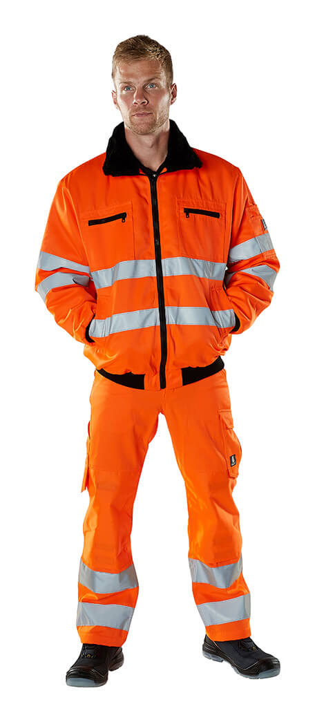 Model - Workwear - Fluorescent orange - MASCOT® SAFE ARCTIC