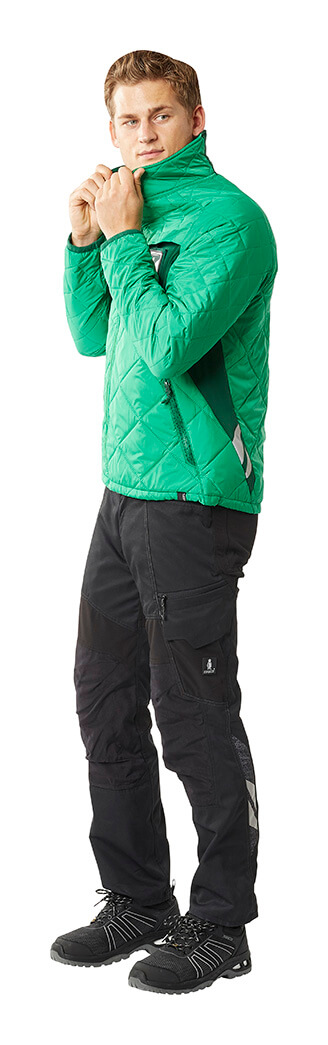 MASCOT® ACCELERATE - Thermal Jacket & Trousers - Green - Man