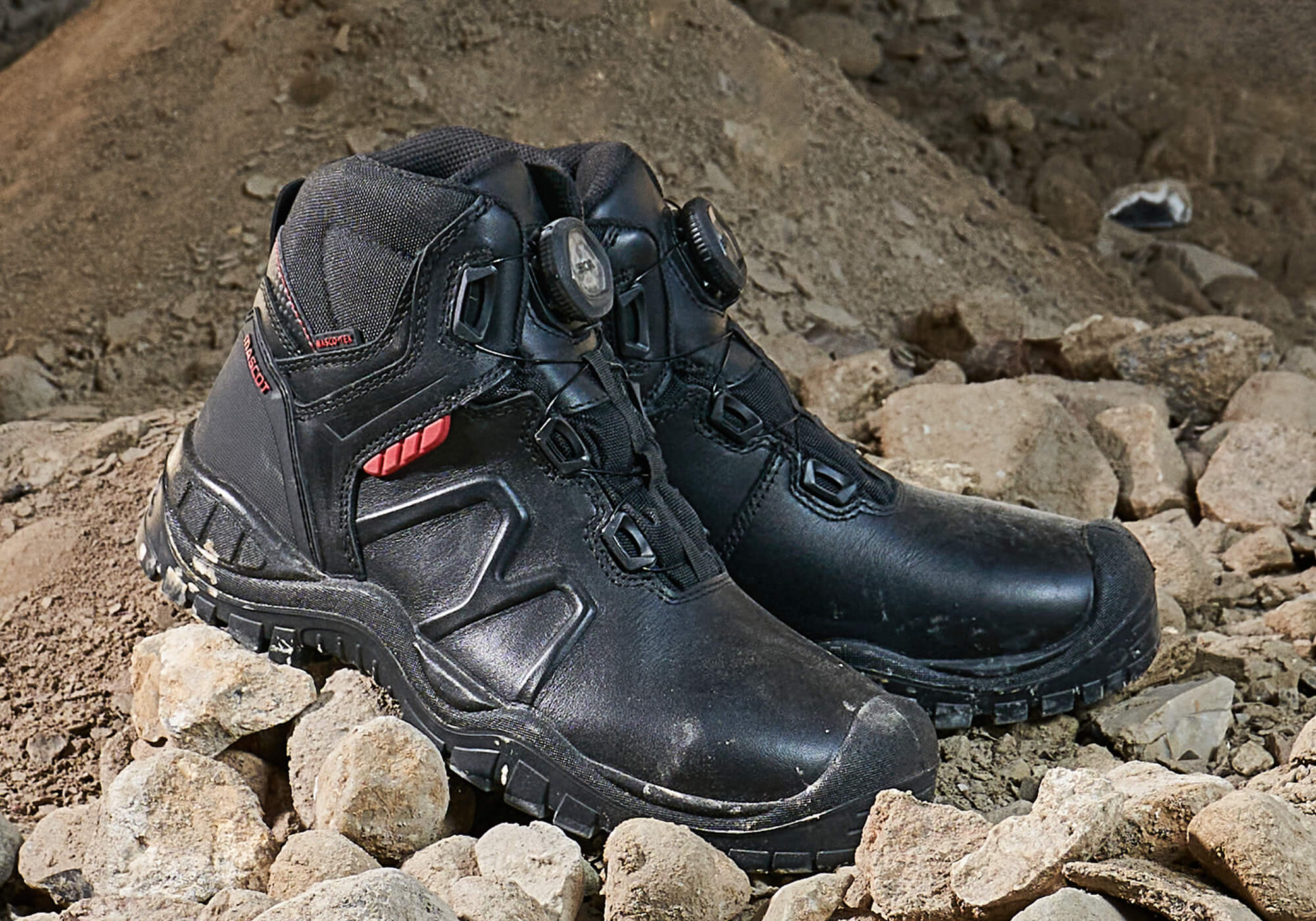 Safety Shoes (high) - MASCOT® FOOTWEAR INDUSTRY