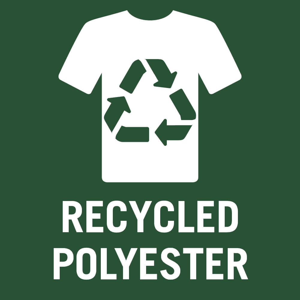 Properties, Recycled polyester